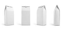 White Paper Bag Packaging Temp...