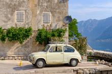 Montenegro, Muo, Fiat