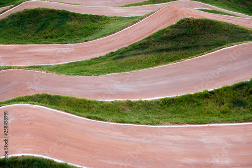 Canvastavla international bmx track in rock hill south carolina