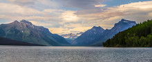 Lake McDonald Glacier National...