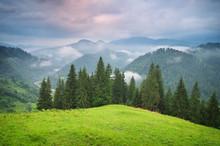 Green Mountains Hills .