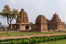 Temples De Pattadakal, Badami,...