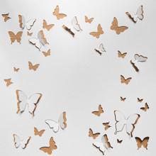 Beautiful Paper Butterflies