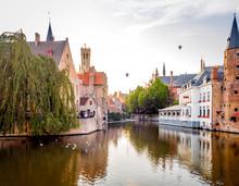 003-19 Aperitif In Bruges - Panorama