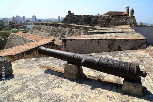 Fotografie, Obraz  CARTAGENA DE INDIAS-COLOMBIA