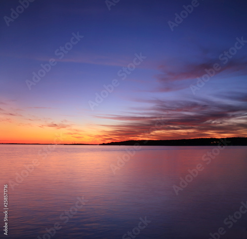 Photo  Gloucester Bay Sunset