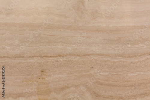 Crédence de cuisine en verre imprimé Marbre Superlative new travertine texture for your interior.