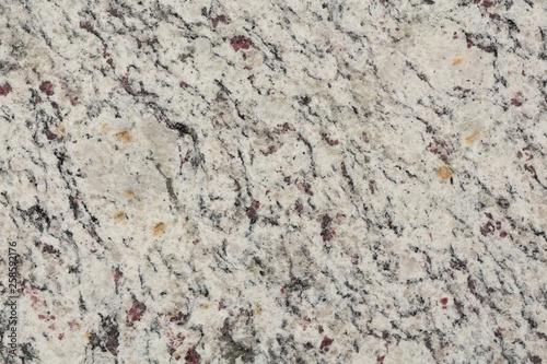 Stickers pour portes Marbre Delicate granite texture in adorable white tone.