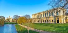 Wren Library, Trinity College, Cambridge, United Kingdom, Europe