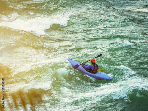 Best Whitewater Kayaking Near Me