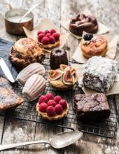 Gourmet High Tea Cake Selection