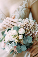 Details At The Wedding, Bouque...