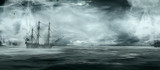 Sea of dead ships