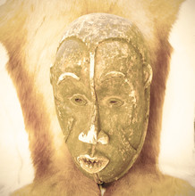 Handmade Antique Mask