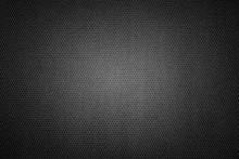 Dark Blue  Fabric Texture Background. Dark Woven Clothing Material.