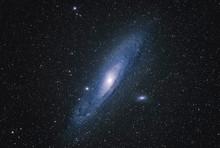 Andromeda Galaxy M31 With Nebu...