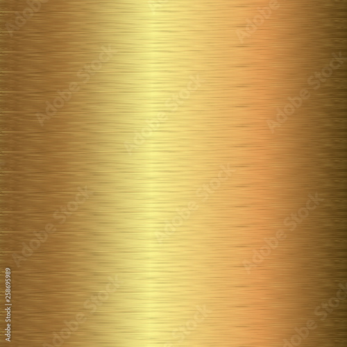 Photo sur Toile Les Textures Vector abstract gold and silver texture Vector illustration