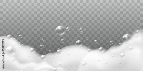 Valokuva  Soap foam