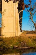 Under The Turnpike Bridge