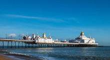 Eastbourne Pier In Beautiful S...