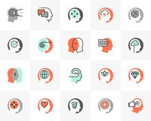 Mental Process Futuro Next Icons Pack