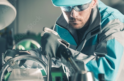Metalworking Technology Worker