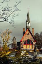 Grand Pre Church, Nova Scotia