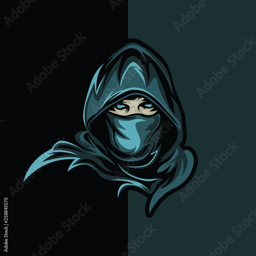 Photo Elite Thief. : E-Sport Mascot