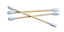 Cotton Bud Wood Stick Or Cotto...