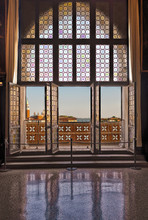 Window In The Doges' Palace