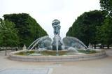 Fototapeta Fototapety Paryż - Ogród Luksemburski Paryż