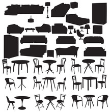 Silhouette Furniture Set