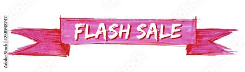 Obraz flash sale ribbon - fototapety do salonu