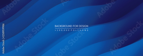 Abstract background with dynamic effect Wallpaper Mural