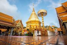 Wat Phra That Doi Suthep Is A ...