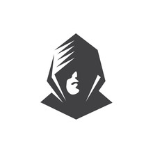 Monk Logo Vector
