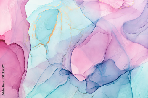 Photo Abstract colorful background, wallpaper