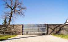Sliding Gate, House Driveway