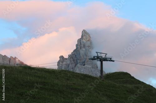 Photo  Dolomiti estate funivia