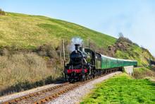Steam Train Journey In The Bea...