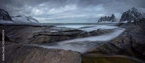 Photo  Tugeneset cloudy panorama