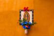Leinwanddruck Bild - Our Lady Guadelupe