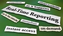 Real-Time Reporting News Headl...