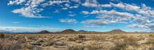 Extinct Volcanoes In Mojave Desert Preserve