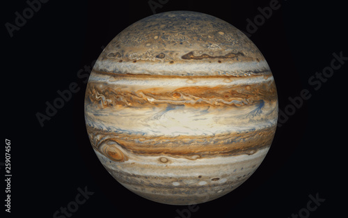 Photo Jupiter Planet, Elements of this image furnished by NASA