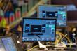 Audio and video equipment in progress