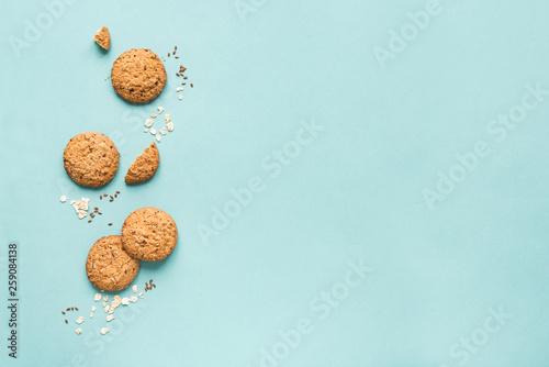 Photo Oat Cookies