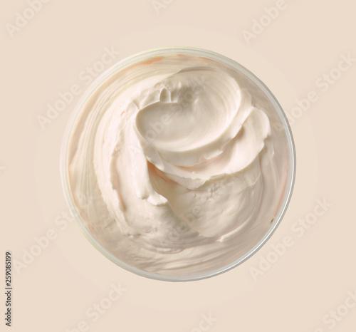 Fotografie, Obraz jar of cosmetic cream