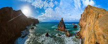Cape Ponta De Sao Lourenco - Madeira Portugal
