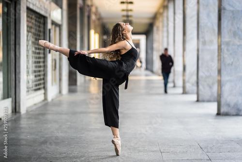 Photo Ballerina a Como